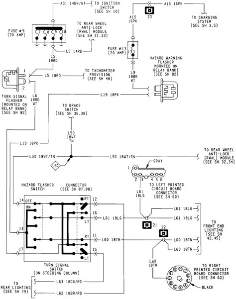 1997 dodge ram 2500 sel wiring diagram wiring diagram