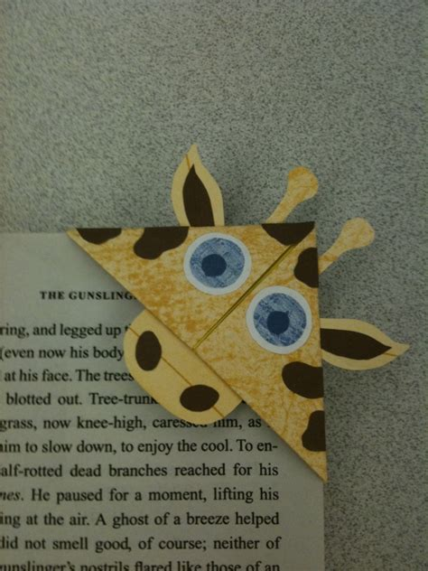 printable giraffe bookmarks giraffe bookmark by syncalvo on deviantart