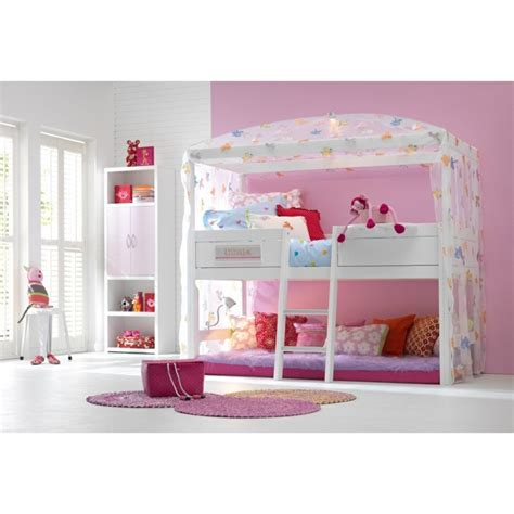 chambre cabane fille le lit cabane fille id 233 es en images