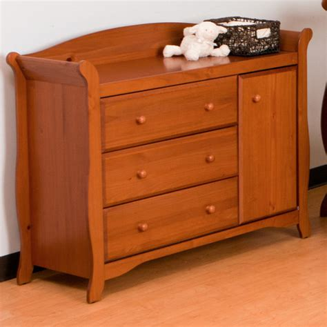 aspen 3 drawer combo dresser modern by wayfair