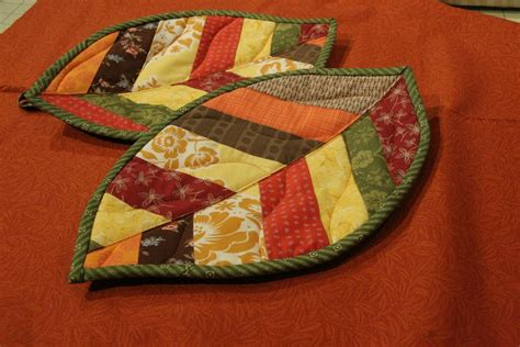 pattern for leaf potholder lovely leaf quilt patterns for spring