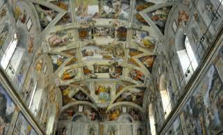 sixtinische kapelle decke sistine chapel ceiling adam and god high resolution www
