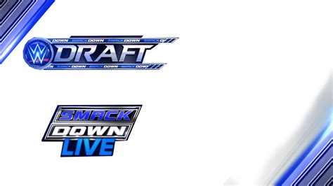 Smackdown Live Match Card Template by Renders Backgrounds Logos Smackdown Draft 2016