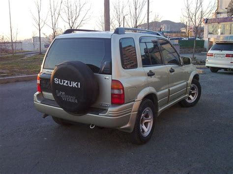 Suzuki Grand Vitara 1999 1999 Suzuki Grand Vitara Pictures
