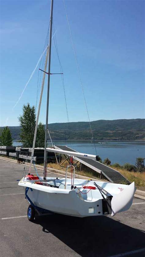 sailboats utah laser bahia 2008 park city utah sailboat for sale from