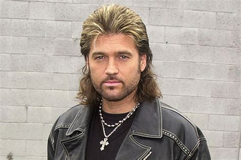 Billy Cyrus Hairstyle by Mullet Hairstyles And Haircuts Of Yesterday S
