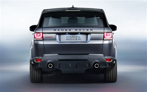 land rover back 2014 range rover sport studio rear profile 201849 photo 30
