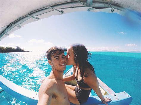 Honeymoon Sweepstakes 2016 - duck dynasty john luke robertson and wife mary kate post honeymoon instagrams