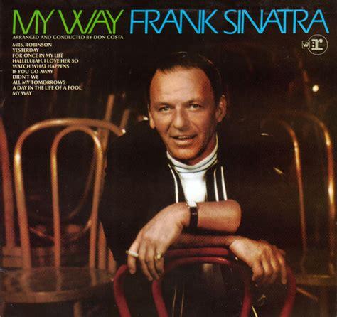frank sinatra my frank sinatra my way vinyl lp at discogs