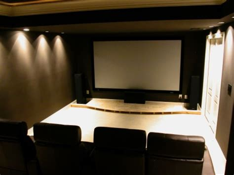 a home theater projector screen for any budget carlton