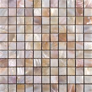 Glass Mosaic Tile Kitchen Backsplash Seashell Tiles Mother Of Pearl Backsplash Square Mosaic