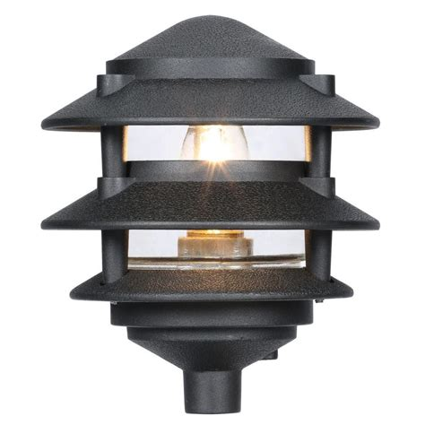 4x4 Bronze Aluminum Imperial Solar Post Cap Sl211r In Outdoor Lights Canada