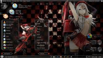 anime computer themes windows 7 windows 7 desktop themes anime www pixshark com images