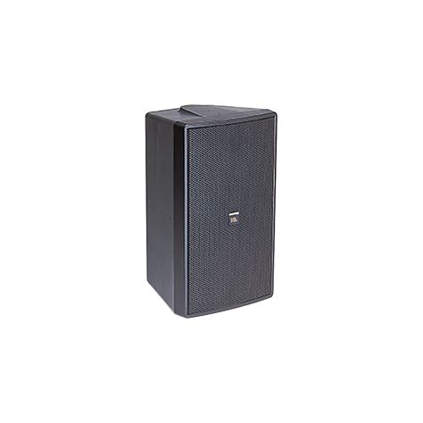Speaker Indoor jbl c29av 1 2 way indoor outdoor speaker black ebay