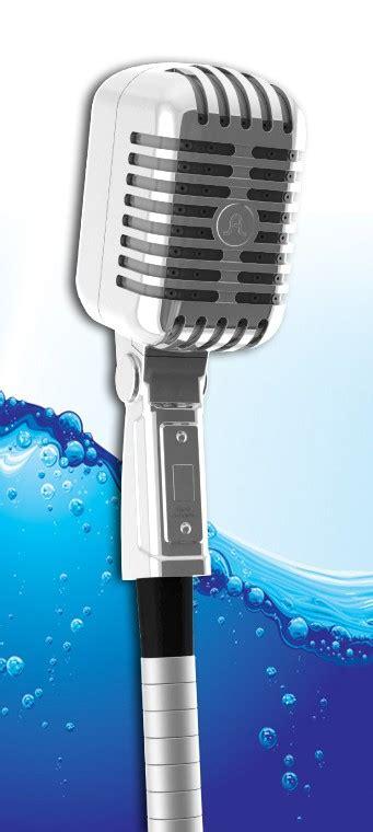 microfono doccia soffione da doccia microfono retr 242 anni 50