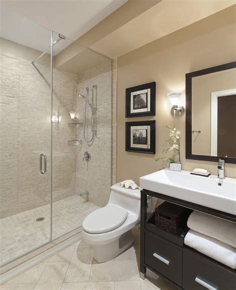 Bathroom With Shower Only Master Bath Shower Only Bathroom Contemporary With Gray And White Tile Shower Contemporary Bathtubs