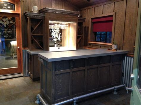 cabinets to go san bernardino tasting bar for sycamore ranch vineyards winery