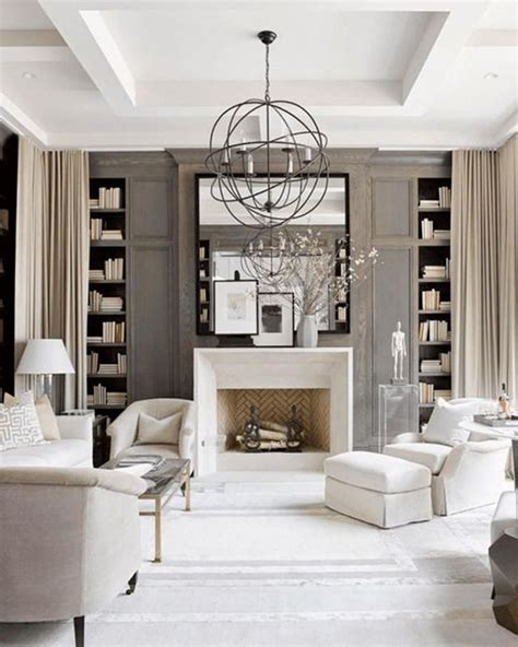 47 warm and cozy classic winter home decoration ideas