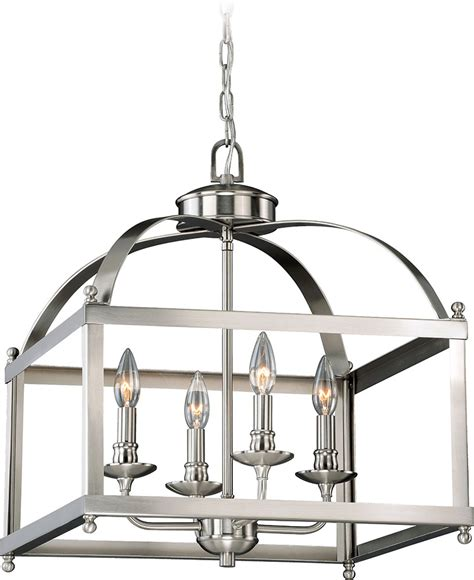 Light Fixtures For Foyer Vaxcel P0199 Juliet Satin Nickel Foyer Lighting Fixture Vxl P0199