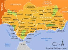 Map Of Southern Spain by Study Abroad In Andalucia Spain Cuny Baccalaureate For