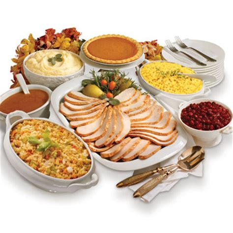 7 New Ideas For Thanksgiving Dinner by Thanksgiving Dinner To Go Order Thanksgiving Dinner