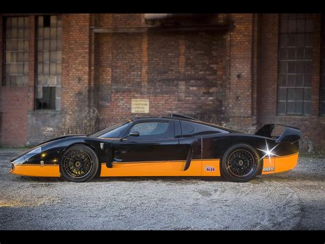 maserati mc12 orange edo competition maserati mc12 xx car tuning