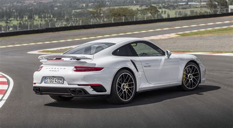 2017 porsche 911 turbo s is a smarter track and