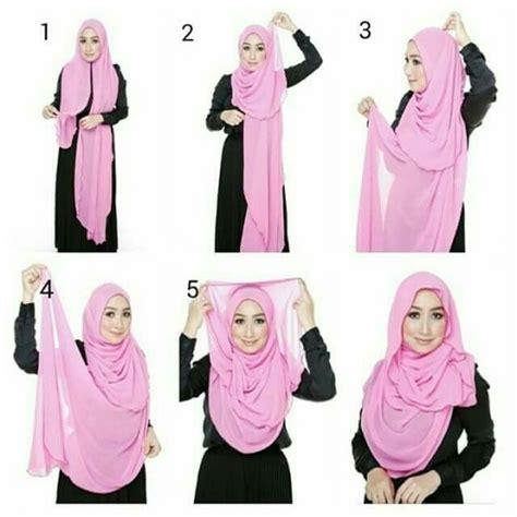 tutorial long pashmina long shawl tutorial hijab tutorial pinterest shawl