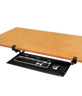 Deskready Keyboard Drawer by Fellowes 8038301 Designer Suites Deskready Keyboard Drawer