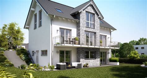 Haus Bauen Am Hang 4560 by Haus Am Hang Haus Mit Keller Kern Haus