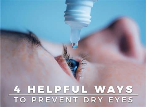 ways to stop comfort eating 4 helpful ways to prevent dry eyes