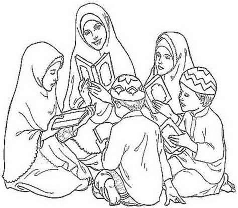 coloring pages for ramadan ramadan coloring pages for family net guide