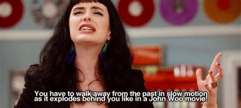the bitch in appartment 23 krysten ritter gif find share on giphy