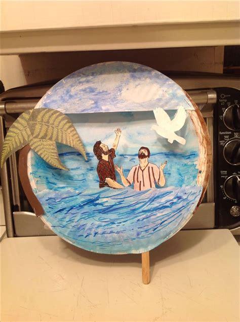 Best 25 Jesus Baptism Craft Ideas On When Is