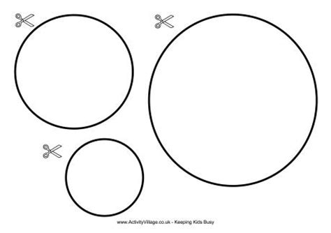 Free Worksheets 187 Circle Worksheets For Preschool Free Math Worksheets For Kidergarten And Circle Cut Out Template