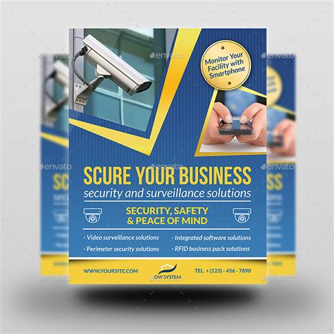 security system security system advertising bundle by owpictures