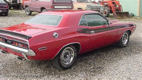71 challenger for sale cars for sale 1971 dodge challenger f 71 chall rt rear