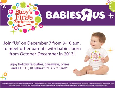 Babies R Us Sweepstakes - babies r us first christmas bruchristmas giveaway sweepstakes dancing hotdogs