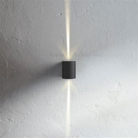 wandleuchte schwarz licht trend led wandleuchte ip44 187 schwarz 171 otto