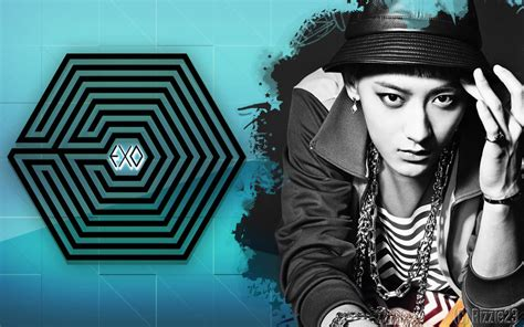 wallpaper exo tao exo m tao s overdose wallpaper by rizzie23 on deviantart