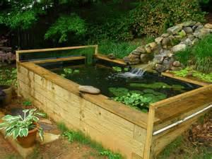 backyard pond guide 187 backyard and yard design for