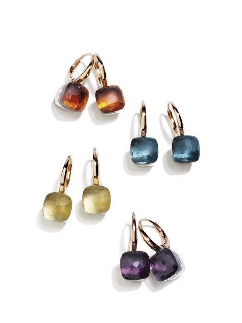 pomellato nudo earrings pomellato nudo earrings always jewelry