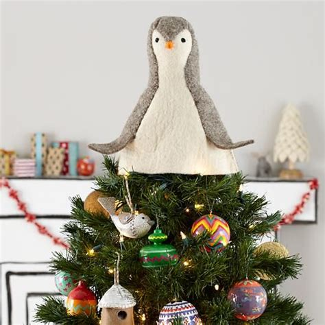 penguin angel tree topper 17 best images about tree toppers on trees and