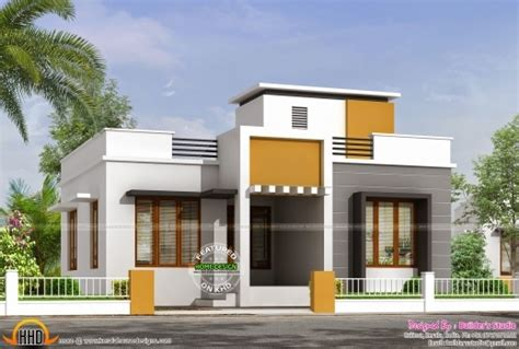 1500 sq ft modern style home design stunning modern house plans 1500 sq ft front elevation