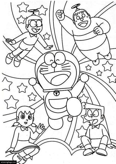 doraemon coloring book how to draw doraemon coloring pages