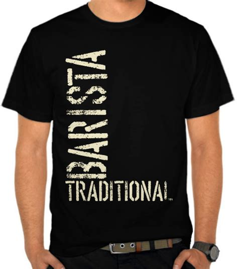 Kaos Distro Coffee jual kaos barista coffee traditional penggemar kopi