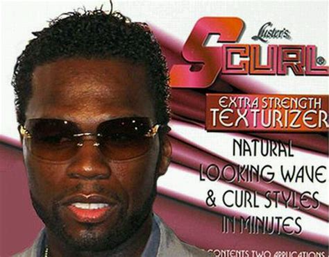 50 cent defends his jheri curl provides more visual