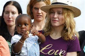 Adopt An Orphan Just Like Madonna by Madonna Faced Uncomfortable Questions In Malawi Adoption