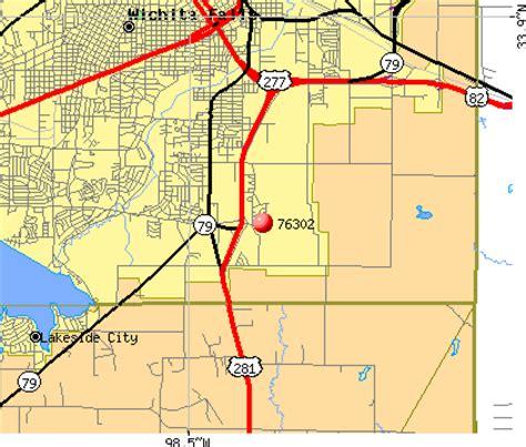 zip code map wichita falls tx 76302 zip code wichita falls texas profile homes