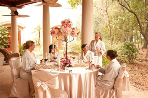 spa bridal shower packages philippines how to host spa tips for the pering